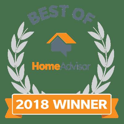 EE&G Named 2018 Best of HomeAdvisor Award