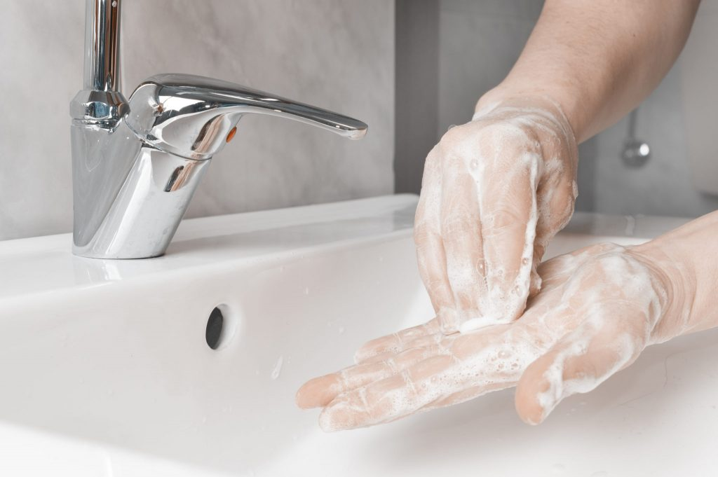 EE&G Companies, Effective handwashing techniques