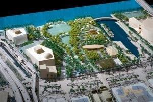 miami, City of Miami, Bicentennial Park, miami art museum,Brownfields Redevelopment Grant