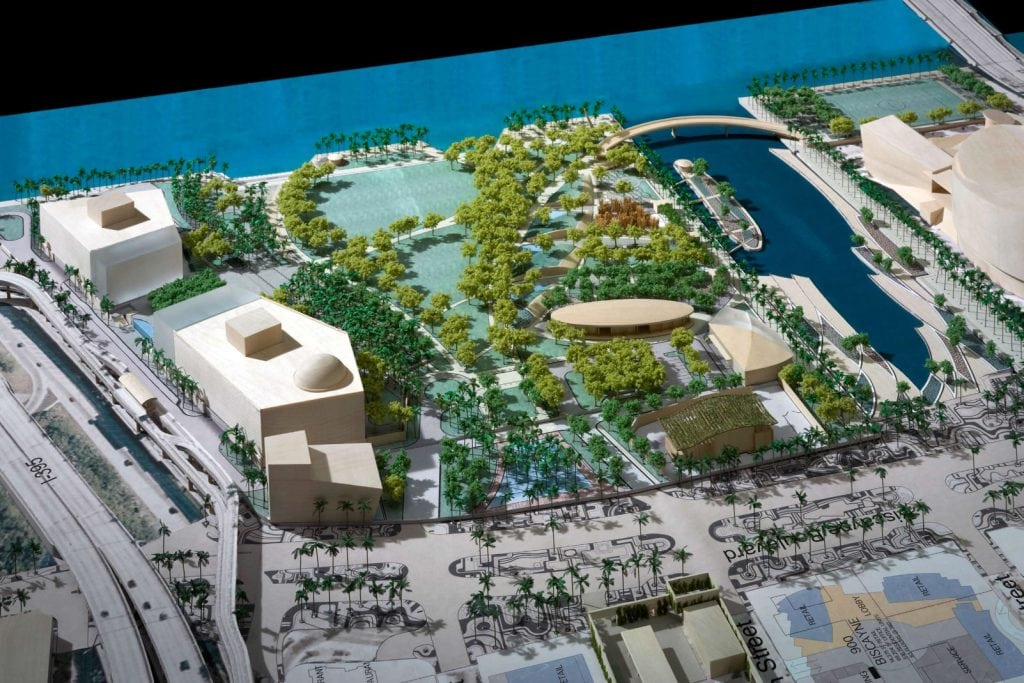 eeg, EE&G, miami, City of Miami, Bicentennial Park, miami art museum,Brownfields Redevelopment Grant