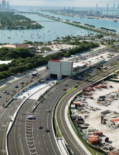 EE&G, port of miami tunnel