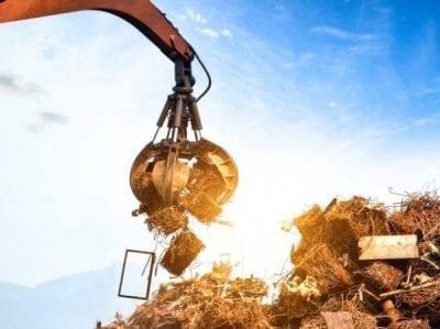 EE&G, debris, debris management project