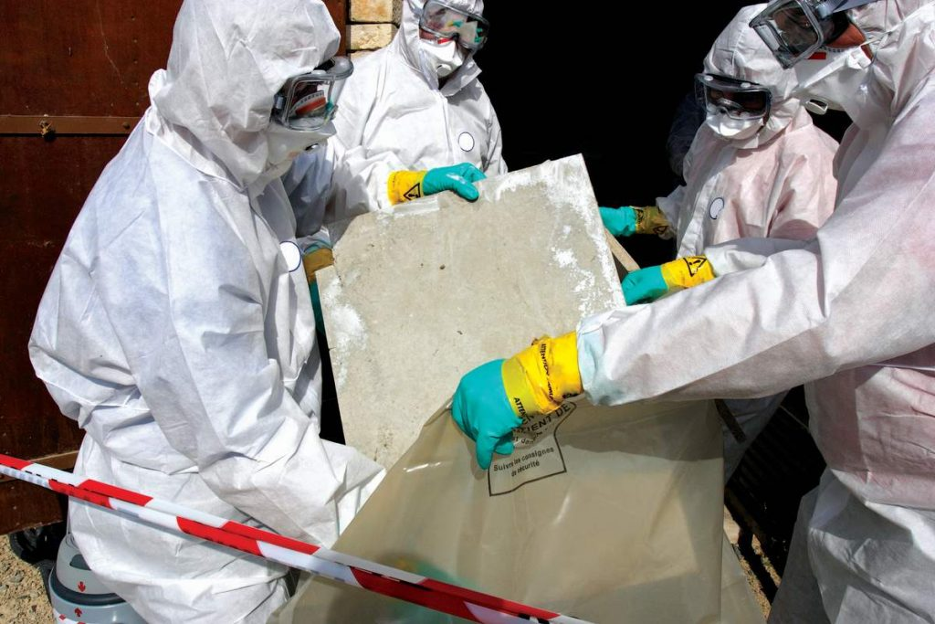 Why Is It Important to Handle Asbestos Safely